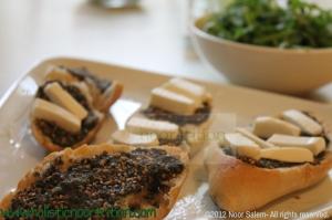 Oregano, EVOO, and Organic Cheese