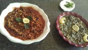 Quinoa cooked